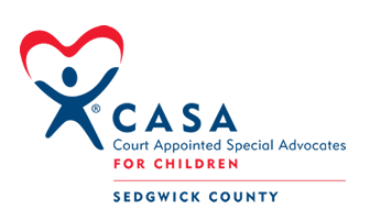 CASA of Sedgwick County Logo